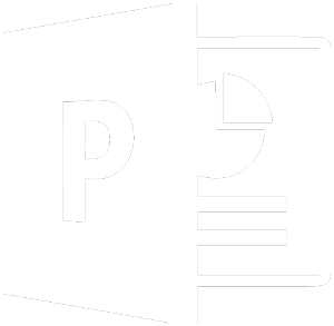 PowerPoint-logo-wit