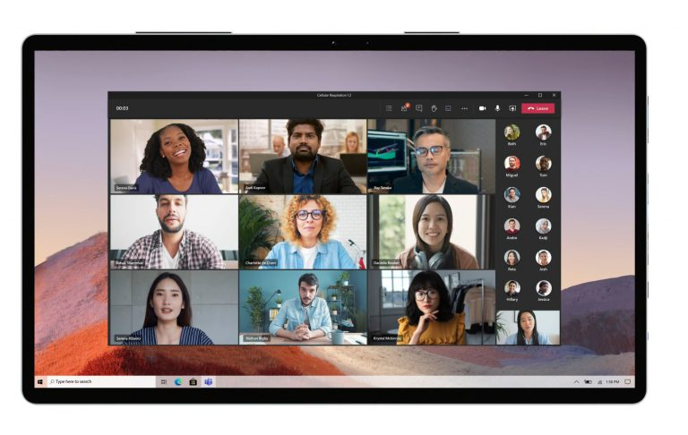 Microsoft Teams breakout room overview
